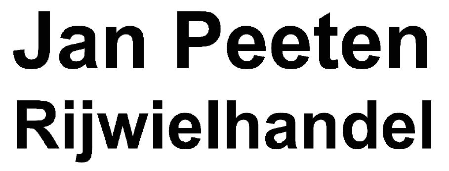 Jan Peeten Rijwielhandel