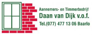 Daan van Dijk timmerbedrijf